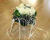 Bridal flower bouquet — Stock Photo