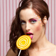 Royalty-Free Stock Photo: Hot Lollipop
