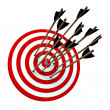 On Target — Stock Photo #11062635
