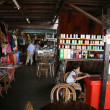 Stock Photo: Tourist Shop - Tonle Sap, Cambodia