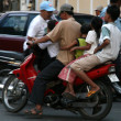 Motorbike - Phnom Penh, Cambodia — Stock Photo