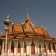 Silver Pagoda, Phnom Penh, Cambodia — Stock Photo #11432562