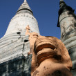 Wat Phnom, Phnom Penh, Cambodia — Stock Photo