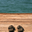 Pier - Sihanoukville, Cambodia — Stock Photo
