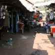 Street Market - Sihanoukville, Cambodia - Stock Photo