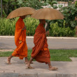 Stock Photo: Buddhist Monks - Siem Reap, Cambodia