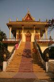 Tempel - sihanoukville, cambodja — Stockfoto