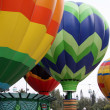 Hot Air Balloons - Ocean Park, Hong Kong — Foto de Stock