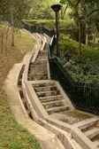 Steps - Hong Kong Park, Hong Kong — Stock Photo