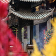 Thian Hock Keng Temple, Singapore — Stockfoto