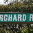 Orchard Road, Singapore — Stock Photo