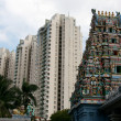 Stock Photo: Sri SrinivasTemple, Singapore