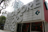 Singapore Visitors Centre — Stock Photo