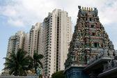 Sri srinivasa tempel, singapore — Stockfoto