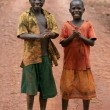 Two Boys - Uganda, Africa — Foto Stock #11638424