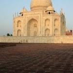 Taj Mahal, Agra, India — Stock Photo #11656040