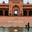 Fatehpur Sikri, Agra, India — Stockfoto