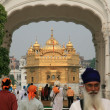 Archway at Golden Temple — Stock Photo