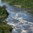 The Nile River, Uganda, Africa — Stok fotoğraf