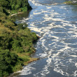 The Nile River, Uganda, Africa — Stock Photo