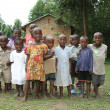 Foto de Stock  : Local School, Uganda, Africa
