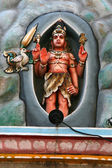 Hindu God - Kapaleeshwar Temple, Chennai, India — 图库照片