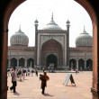 Jama Masjid, Delhi, India — Stock Photo