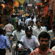 Old Delhi, Delhi, India — Stock Photo
