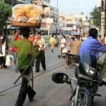 Old Delhi, Delhi, India — Stock Photo #11811092