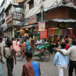 Old Delhi, Delhi, India - Stock Photo