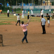 Cricket - Marine Drive, Mumbai, India — Stock Photo #11812471