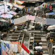 Dhoby Ghat Laundry, Mumbai, India — Stock Photo
