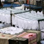 Dhoby Ghat Laundry, Mumbai, India — Stock Photo #11817714