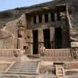 Buddhist Caves - Sanjay Ghandi N.P. Mumbai, India — Stockfoto