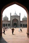 Jama Masjid, Delhi, India — Stock Photo