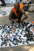 Street Vendor - Mumbai, India — Stock Photo