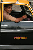 Taxi - Mumbai, India — Stock Photo