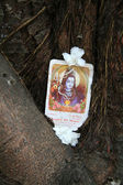God Card - Mumbai, India — Stock Photo