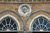 Conte di dufferin - terminus della victoria, mumbai, india — Стоковое фото