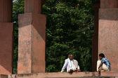 Zahrady - sanjay gandhi n.p. bombaj, indie — Stock fotografie
