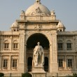 Victoria Memorial, Calcutta, India — Stock Photo