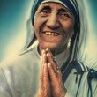 Mother House - Mother Teresa, Kolkata, India — Foto Stock #11872374