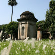 Park Street Cemetary, Kolkata, India — Stock Photo