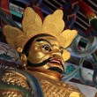 Chinese God - Kek Lok Si Temple - Stock Photo