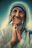 Madre house - madre teresa, calcutta, india — Foto Stock