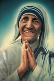 Madre house - madre teresa, Calcutta, india — Foto Stock
