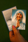 Mother House - Mother Teresa, Kolkata, India — Foto Stock
