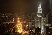Petronas Twin Towers, Malaysia — Stock Photo