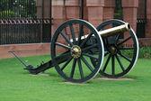 Antigua usanza arma - lutyens delhi, india — Foto de Stock
