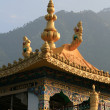 Stock Photo: Temple - Mcleod Ganj, India